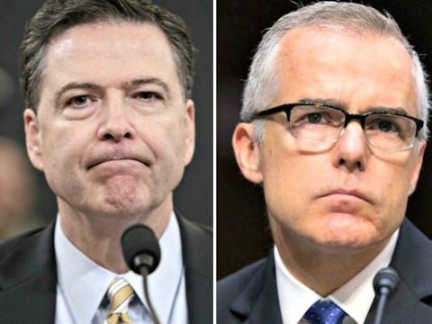 "USA - An email proves disgraced ex-FBI Director James Comey personally approved an FBI effort to have the wild and unsubstantiated ""golden showers"" claim about President Trump included in material to be considered for publication in the U.S. Intelligence Community's official report on alleged Russian interference in the 2016 presidential election."